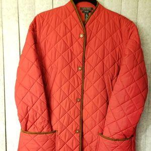 Womens Quilt Jacket
